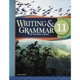 BJU Writing & Grammar Grade 11  Student Worktext Revised