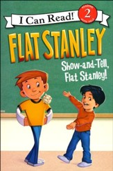 Flat Stanley: Show and Tell, Flat Stanley!