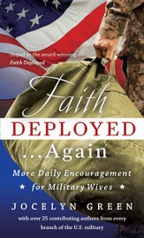 Faith Deployed...Again: More Daily Encouragement for Military Wives - eBook
