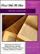 Read With the Best: British Literature Teacher's  Edition