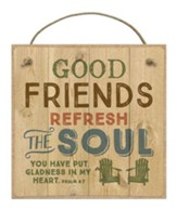 Good Friends Refresh Magnet