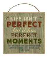 Life Isn't Perfect Magnet