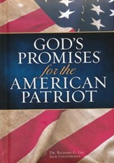 God's Promises for the American Patriot- Deluxe Edition - Slightly Imperfect