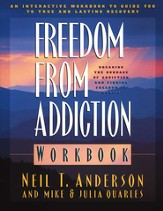 Freedom from Addiction Workbook  - Slightly Imperfect