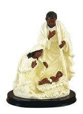 Holy Family Nativity Figure, Ivory
