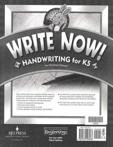 BJU Write Now! Handwriting for K5