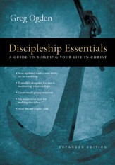 Discipleship Essentials: A Guide to Building Your Life in Christ - eBook