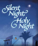 Silent Night, Holy Night Song  Visuals (2s/3s - Junior)