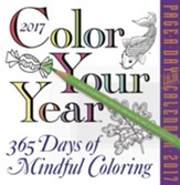 Color Your Year Page-a-Day Calendar 2017