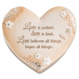 Love Is Patient, Love Is Kind Keepsake Box