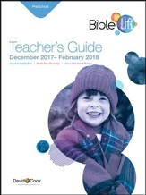 Bible-in-Life Preschool Teacher's Guide, Winter 2016-17 - Slightly Imperfect