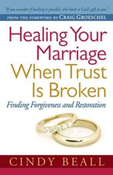 Healing Your Marriage When Trust is Broken: Finding Forgiveness and Restoration - eBook