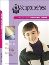 Scripture Press Young Teen Teaching Guide, Winter 2016-17