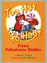 Too Hot to Hoot: Funny Palindrome Riddles