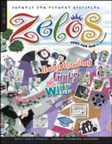 Scripture Press: High School Zelos Student Book, Winter 2017-18