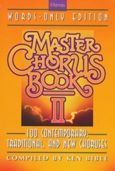Master Chorus Book II (Words-only Edition)