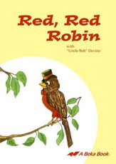 Abeka Red, Red Robin Audio CD--Grade 4