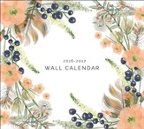 The Well-Planned Day Wall Calendar (July 2016 - June 2017)