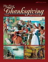 Extra First Thanksgiving Lesson  Guide