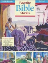 Extra Favorite Bible Stories 1 Lesson Guide