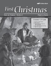Extra First Christmas Bible Story  Lesson Guide