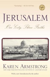 Jerusalem: One City, Three Faiths - eBook