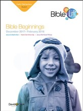 Bible-in-Life Early Elementary Bible Beginnings, Winter 2016-17