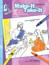 Bible-in-Life Early Elementary Make It Take It (Craft Book), Winter 2017-18