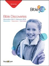 Bible-in-Life Elementary Bible Discoveries, Winter 2016-17 - Slightly Imperfect