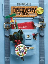 Bible-in-Life Elementary Discovery Pack (Craft Book), Winter 2017-18 - Slightly Imperfect