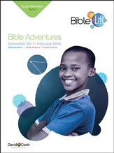 Bible-in-Life Upper Elementary Bible Adventures, Winter 2016-17