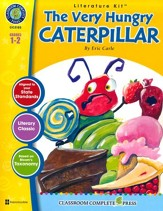 The Very Hungry Caterpillar (Eric Carle) Literature Kit