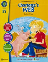 Charlotte's Web (E.B. White) Literature Kit