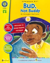 Bud, Not Buddy (Christopher Paul Curtis) Literature Kit