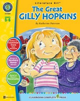 The Great Gilly Hopkins (Katherine Paterson) Literature Kit