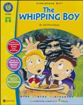 The Whipping Boy (Sid Fleischman) Literature Kit