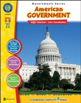 American Government Grades 5-8