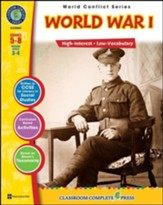 World War I Grades 5-8