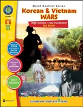 Korean & Vietnam Wars Big Book  Grades 5-8