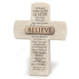 Believe Cross, Bronze Bar
