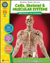 Cells, Skeletal & Muscular Systems Grades 5-8