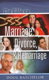 The Bible on Marriage, Divorce and Remarriage - Slightly Imperfect