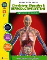 Circulatory, Digestive & Reproductive Systems Grades 5-8