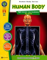 Human Body Big Book Grades 5-8
