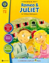 Romeo & Juliet (William Shakespeare) Literature Kit