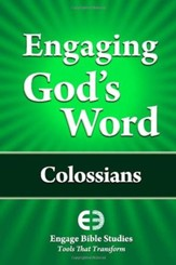 Engaging God's Word: Colossians