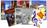 Abeka Grade 2 Bible Curriculum Kit