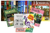 Abeka Grade 5 Bible Curriculum Kit