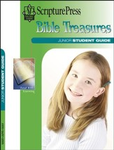 Scripture Press: Junior Grades 5 & 6 'Bible Treasures' Student Book, Spring 2018