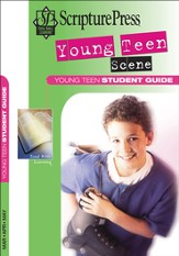 Scripture Press Young Teen Scene Student Book, Spring 2017